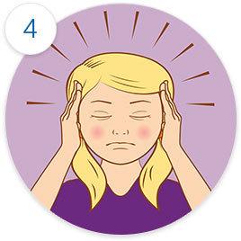 תלונות על כאבי ראש